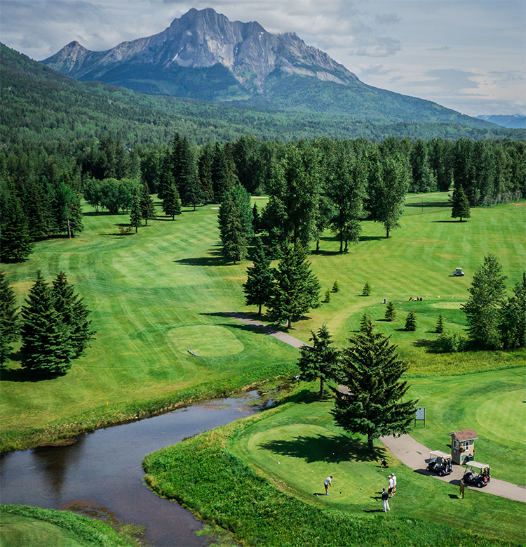 FErnie golf & CC