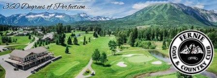 Fernie Junior Open Golf Tournament