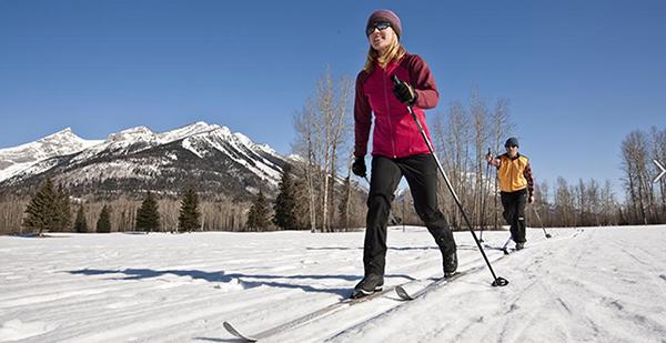 Fernie xc ski