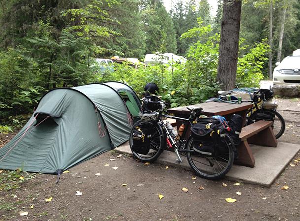 Mt Fernie Park Camping