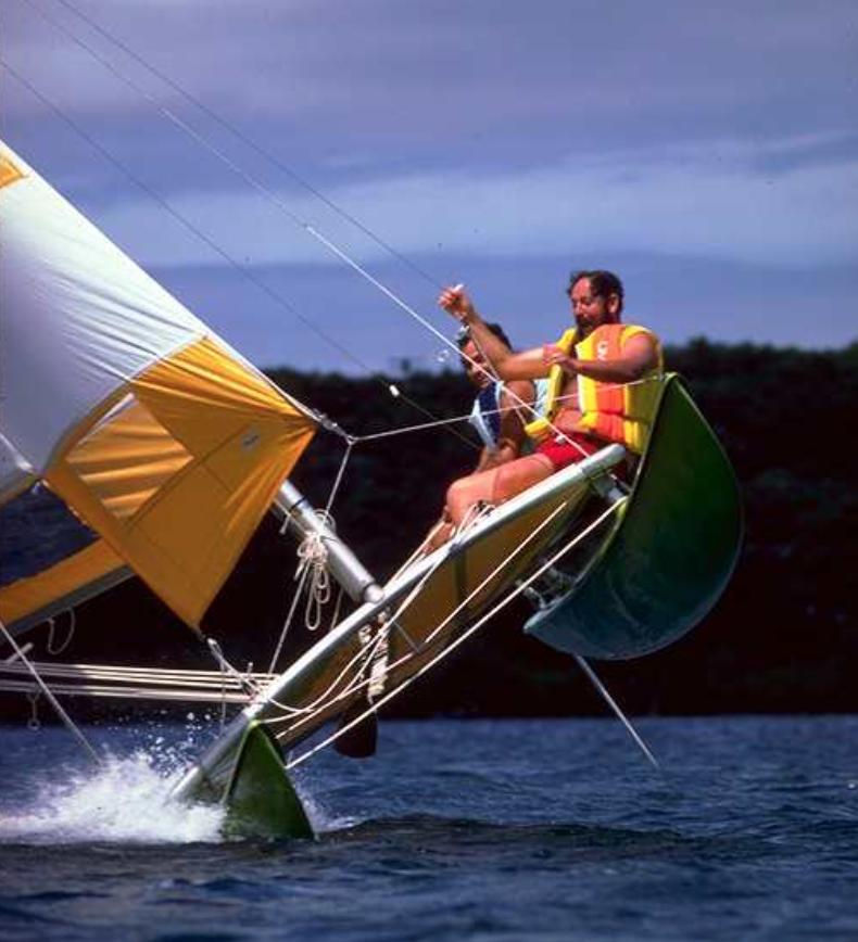 fernie sailing