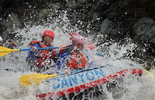 fernie rafting