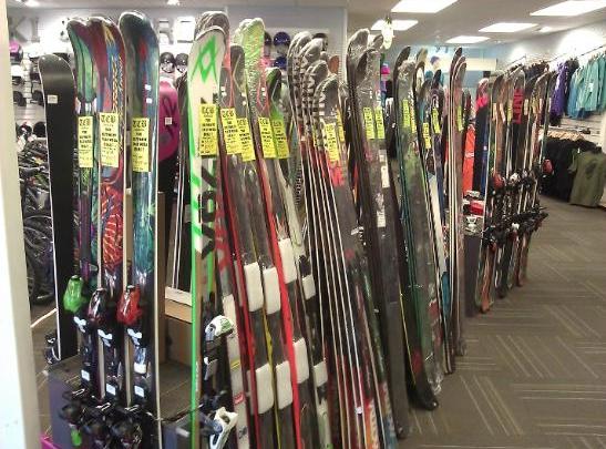 Fernie ski rentals