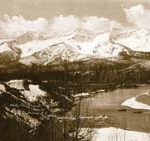 (PHOTO: The Lizard Range. Now home to Fernie Alpine Resort, is barren following the fires at the turn of the century.