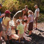 Fernie's Nature Bob teaches kids