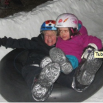 Fernie new years sliding party