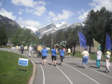 Elk Valley Relay for Life