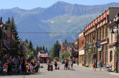 Fernie Downtown Summer Socials