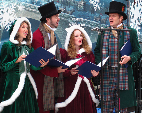 What The Dickens Christmas Festival
