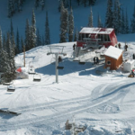 Fernie ski hill