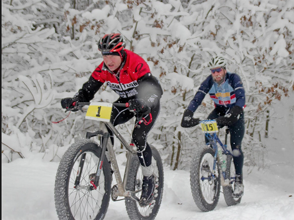 Winter Bicycle ShredFest