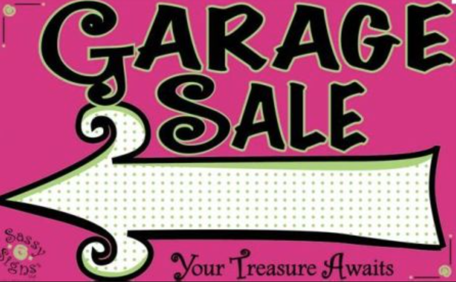 Tail Gate Garage Sale