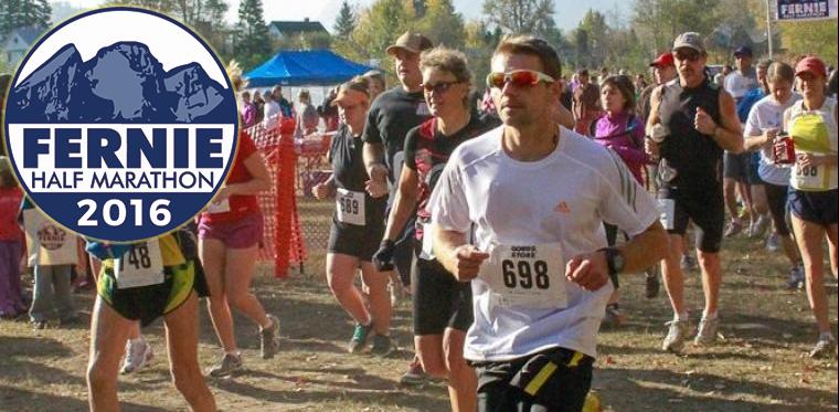 Fernie Half Marathon & 10k Sprint