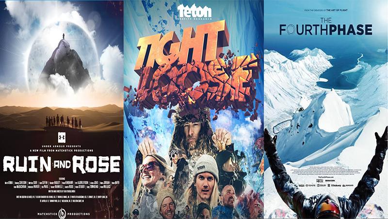 Fernie Ski & Board Film Festival