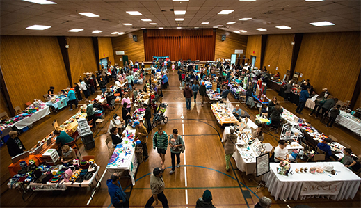 Twilight Craft Fair