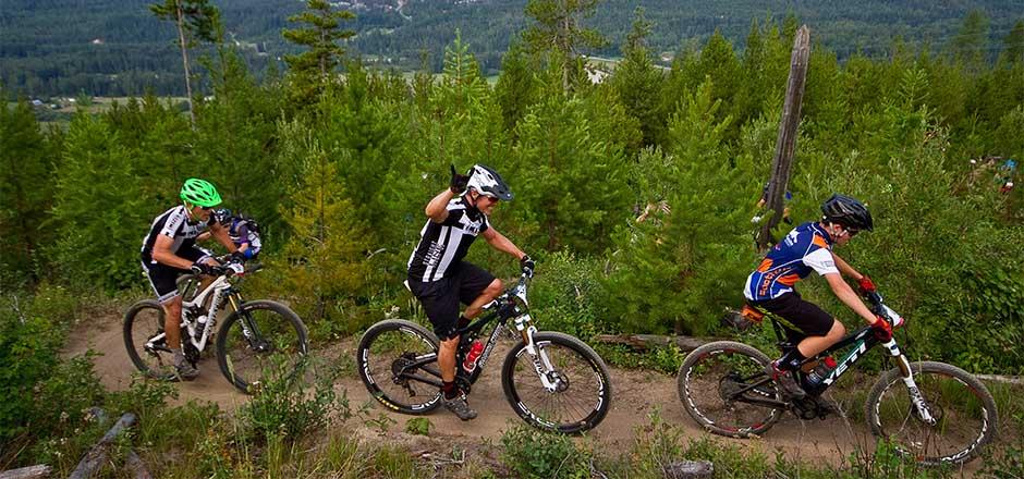 Fernie 3 Mountain Bike Event