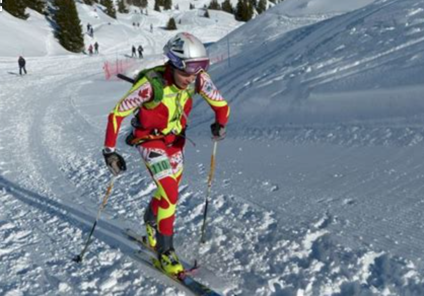 The Lizard Skinner Ski Mountaineering Race