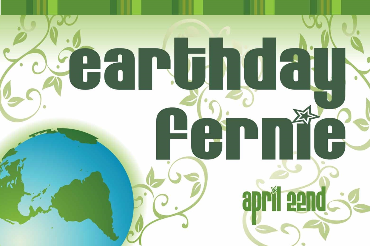 Fernie Earth Day Celebrations