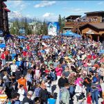 Spring Fever Hits Fernie Ski Hill!