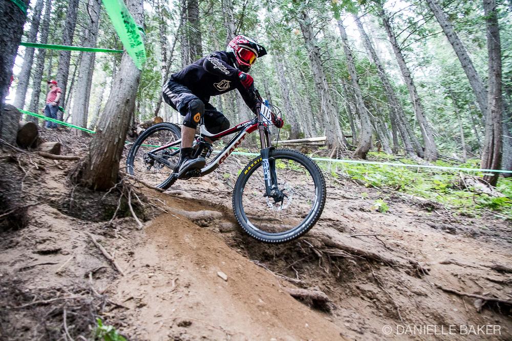 BC Cup Downhill MTB Race