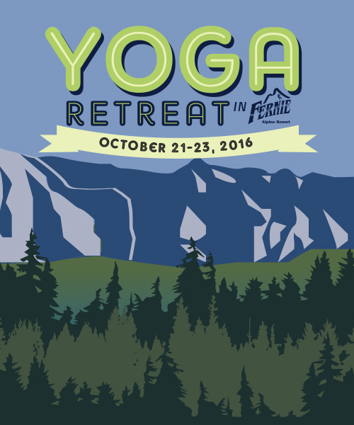 Yoga in the Mountains Retreat