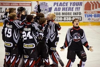 BC Peewee Provincial Hockey Championships