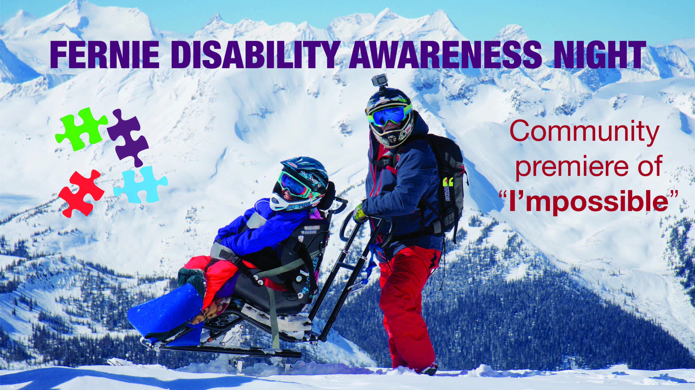 Fernie Disability Awareness Night