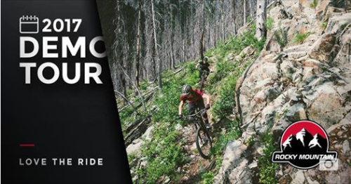 Rocky Mountain Bikes Demo Day