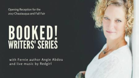 Booked! Angie Abdou – In Case I Go