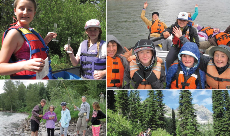 Elk River Watershed Discovery Camps