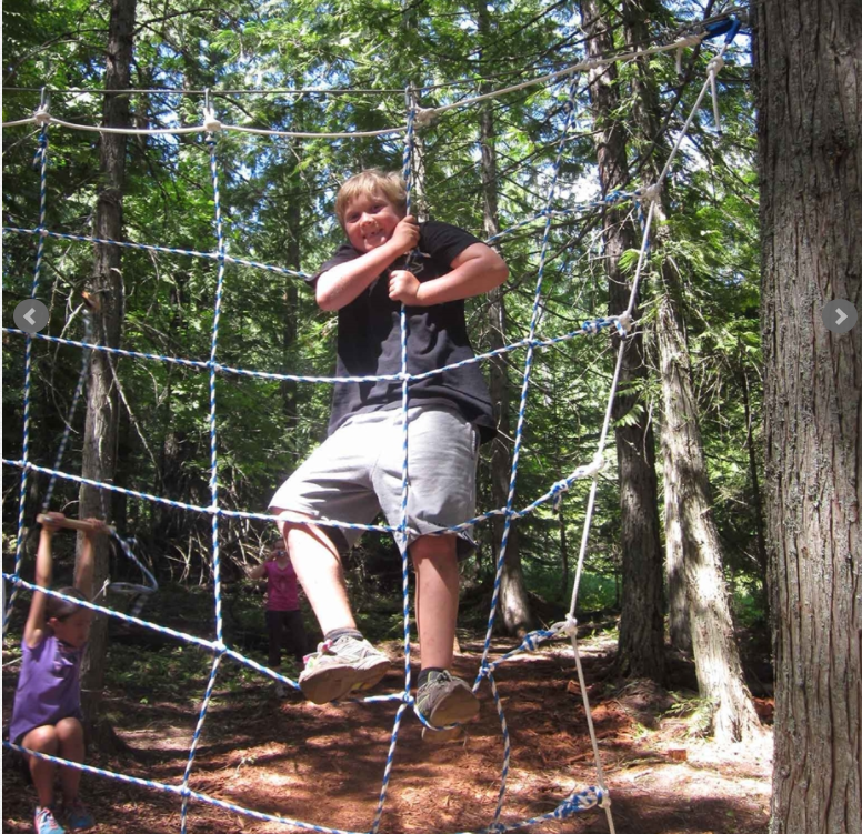 Kids' Outdoor Adventure Camp