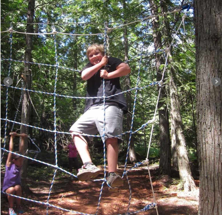 Kids' Outdoor Adventure Camp