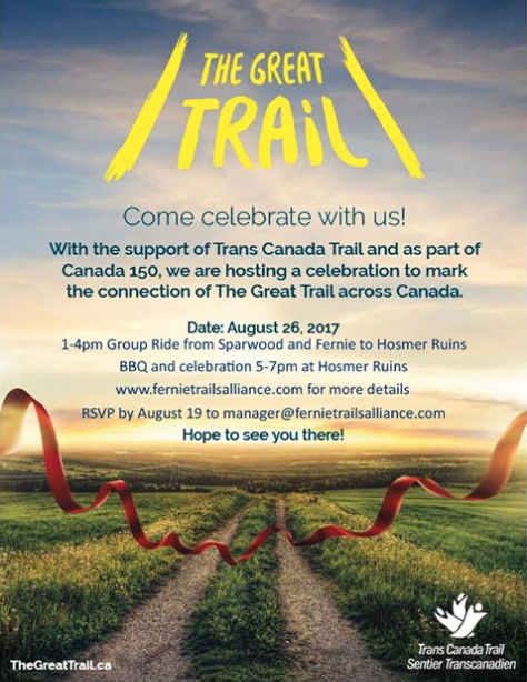 The Great Trail Celebration