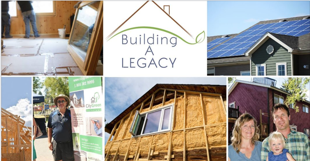 Building a Legacy – Public Open House