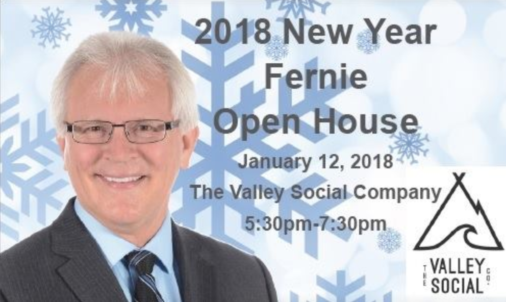 Wayne Stetski Open House
