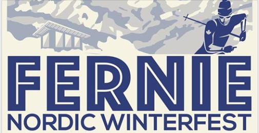 Fernie Nordic Winterfest Racing Rocks!