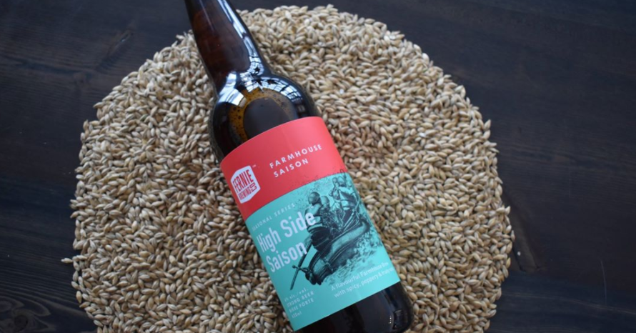 High Side Saison Launch