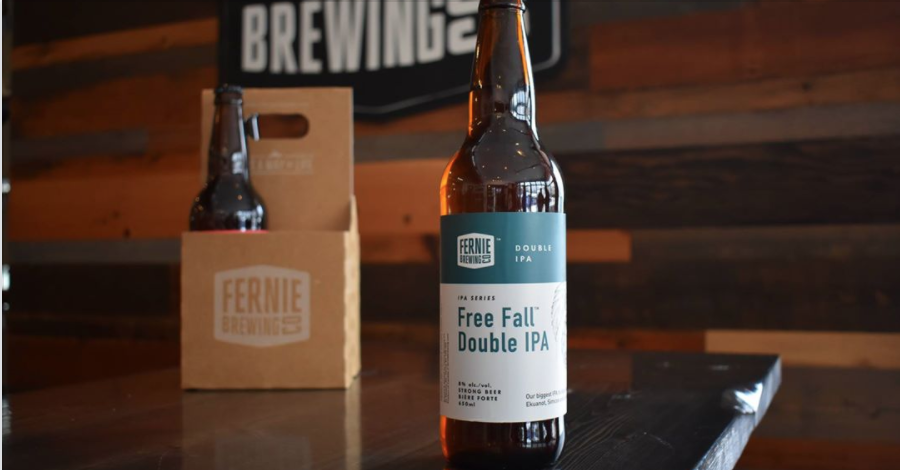 Free Fall Double IPA Launch
