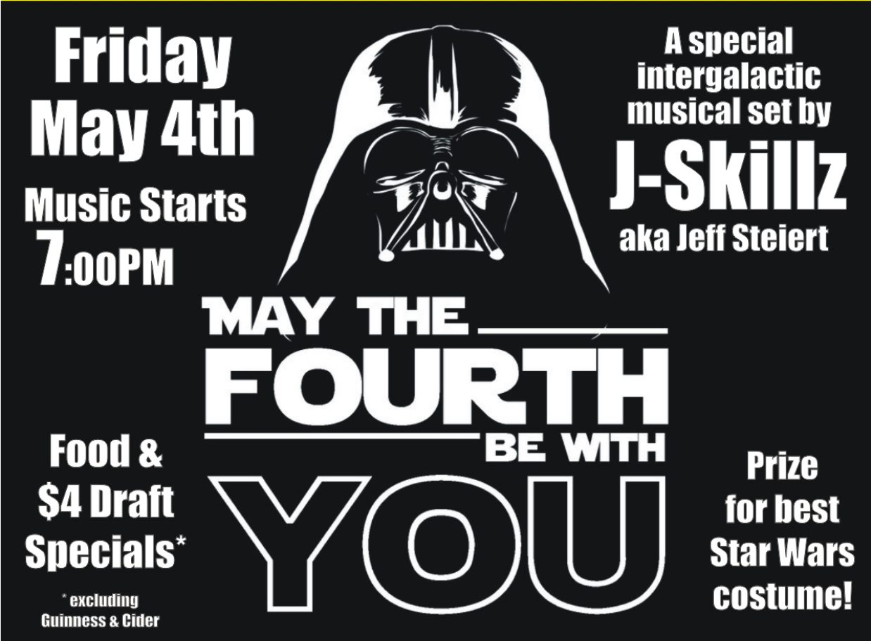Star Wars Day in the Pub