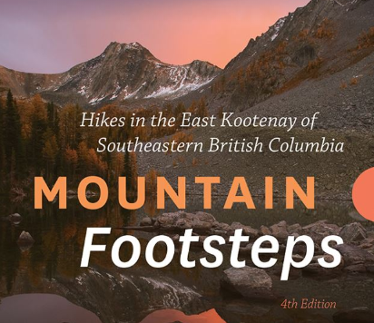 Mountain Footsteps book signing