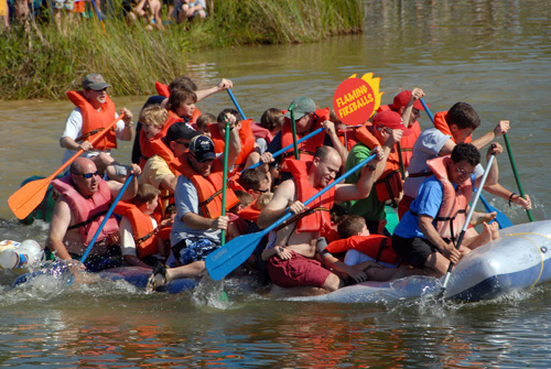 Fernie Raft Race