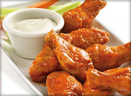 Wing Night At The Pub