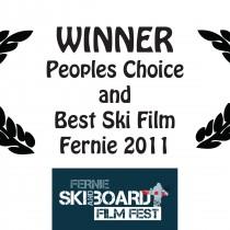 Sherpas.Fernie.Award Laurels