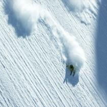 Ian McIntosh rippin' Alaska