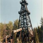 Fernie's Oil Derrick