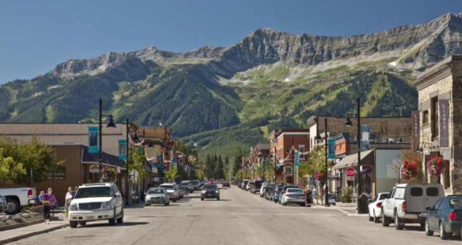 Define Small Town, eh? | Off Camber in Fernie