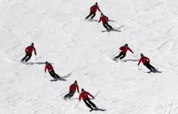 Syncro skiing