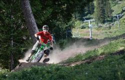 Fernie DH Rider