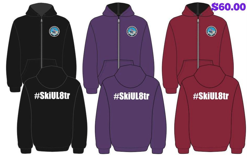 Project Heli hoodies