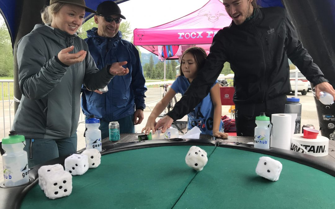 Lucky 7's a Success Despite Weather